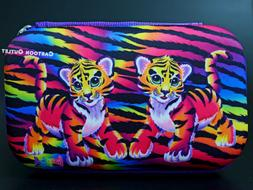 Lisa Frank Cosmetic Storage Travel Pencil Case Bag Box Rainb