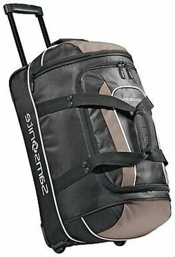 Samsonite Luggage 22 Carry On Duffel Rolling Bag Lightweight