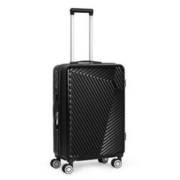 """Luggage Set Travel Bag Trolley Spinner Carry On Suitcase 24"""""""