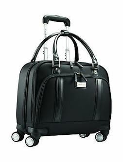 Samsonite Luggage Women's Spinner Mobile Office, Black, One