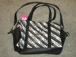 Betsey Johnson Luv Weekender Bag Duffel Carry On Travel Lugg