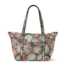 🔥 VERA BRADLEY Miller Travel Bag XL Tote Carry On  NOMADI