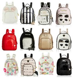 Betsey Johnson Mini Small Travel Gym School Backpack Bookbag
