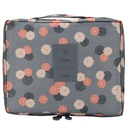 Jiaruo Cheap multi-function travel cosmetic bag waterproof M