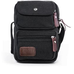 Multifunctional Messenger Bags Shoulder Bag Men's Satchel Sm