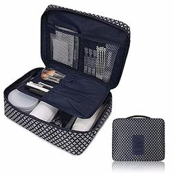 Navy Convience Handbag Organizer,Tosangn Waterproof Pockettr