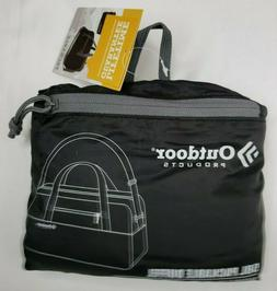 NEW Outdoor Products 58L Packable Duffel Bag - Black
