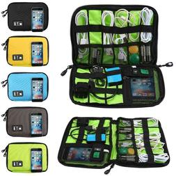 New Cable Cord Organizer Electronics Accessories Travel Bag