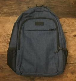 NEW MATEIN TRAVEL BLUE LAPTOP BACKPACK BUSINESS ANTI THEFT U