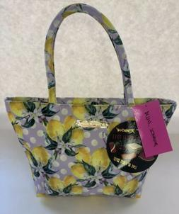 •NWT• Betsy Johnson Insulated Lunch Tote/Bag •Lavender