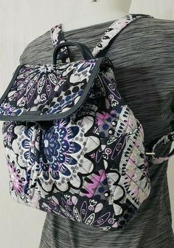 NWT Vera Bradley FASHION BACKPACK Travel Purse Day Bag MIMOS