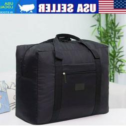 US Packable Travel Duffel Bag Waterproof Nylon Foldable Carr