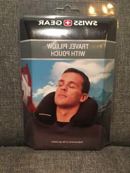 Swiss Gear Travel Pillow Soft, Flocked PVC Construction WJ18