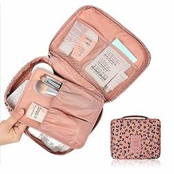 AutumnFall Pockettrip Clear Cosmetic Makeup Bag Toiletry Tra