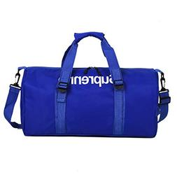 Portable Short Travel Bag Sports Gym Bag-Men and Women Korea