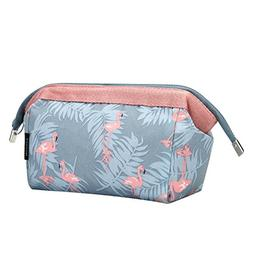 HOYOFO Makeup Pouch Travel Cosmetic Bags