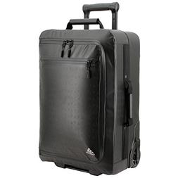 premium overhead wheel bag black one size
