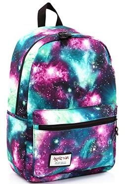 "hotstyle TRENDYMAX Galaxy Backpack Cute for School | 16""x12"""