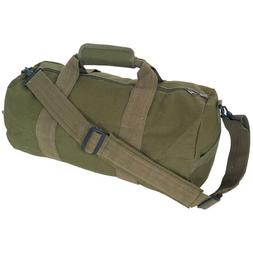 Fox Outdoor Products Canvas Roll Bag, Olive Drab, 9 x 18-Inc
