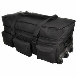 Rolling Loadout Bag XL, Black