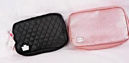 savvy sensibility cosmetic makeup travel clutch purse