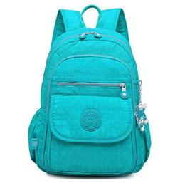 Fashion School Camping Daypack Travel Backpacks Lightweight