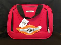 Rockland Small Red Carry On Travel Bag