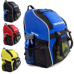 Soccer Backpack - Basketball Backpack - Youth Kids Ages 6 an