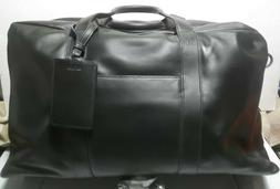 Hartmann Soft Leather Duffle Travel Bag Luggage Carry On Tra
