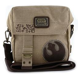 Loungefly The Force Awakens Star Wars Rebel Convertible Cros
