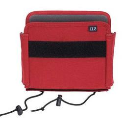 5.11 Tactical TPO-II Large Pocket Organizer, Fire Red