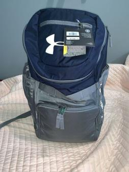 Under Armour  Team Undeniable Backpack, Midnight Navy /White