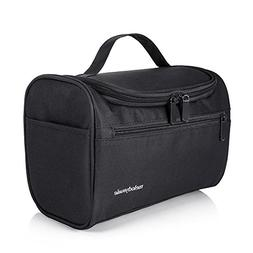 MelodySusie Travel Toiletry Bag - Heavy Duty, Waterproof Bag