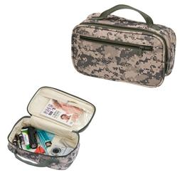 Travel Accessories Toiletry Cosmetics Shaving Kit Pouch Bag