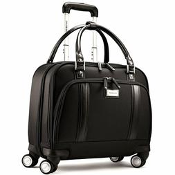 Travel Luggage Women's Spinner Mobile Office Black One Size