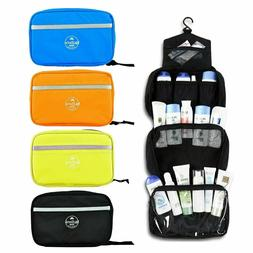 Travel Toiletry Organizer Case Hanging Cosmetic Makeup Bag S