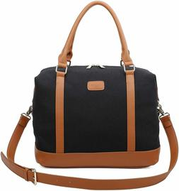 Travel Tote Bag Carry On Shoulder Bag Overnight Duffel in Tr