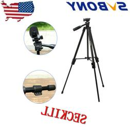 Travel Tripod Support for DSLR Camera Spotting Scope Watchin
