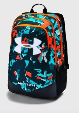 Under Armour UA Storm Scrimmage Backpack Deceit/White, Camp/