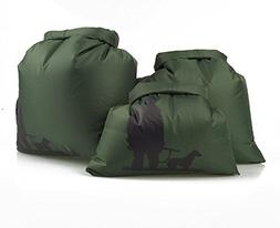Outdoor Products 3 Pack Ultimate Dry Sack