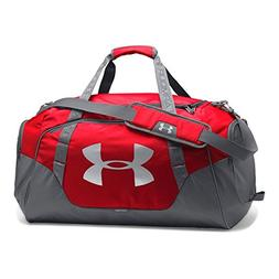 Under Armour Undeniable 3.0 Duffle, Red /Silver,
