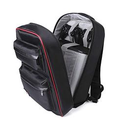 Universal Gaming Backpack,PS4 Backpack Travel Game System Ca
