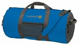 Outdoor Products Utility Duffle, Medium, French Blue