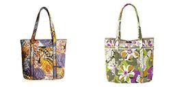 Vera Bradley VERA Tote XL Carryon TEACHER Travel BAG NEWWT c