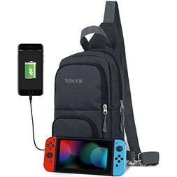 Victoriatourist WANDF Switch Travel Bag, for Nintendo Switch