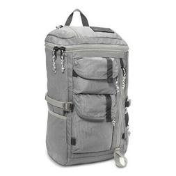 JanSport Watchtower Laptop Backpack - Grey Mini Ripstop
