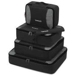 Waterproof Travel Packing Organizer Cubes Clothes Storage Ba