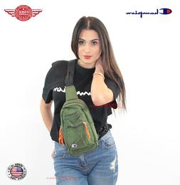 Women cross body bag by champion shoulder and travel bag for