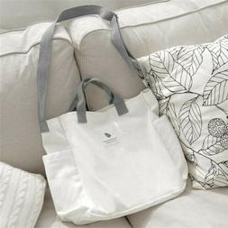Women's Casual Shoulder Canvas Bag Travel Shopping Tote Cros