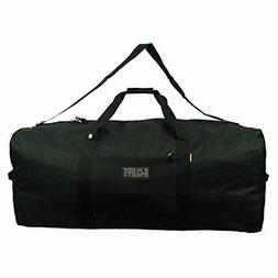 xl Extra Large Huge Heavy Duty Cargo Duffel Travel Bag Sport